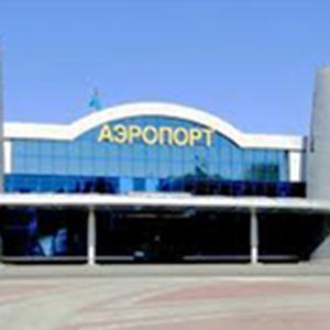Аэропорты Полесска