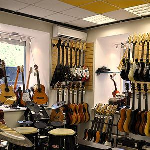 Музыкальные магазины Полесска