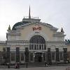 Железнодорожные вокзалы в Полесске