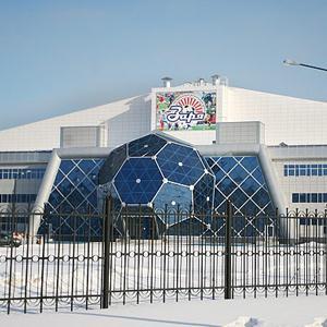 Спортивные комплексы Полесска
