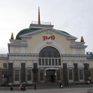 Железнодорожные вокзалы Полесска