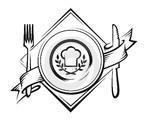 Галактика - иконка «ресторан» в Полесске